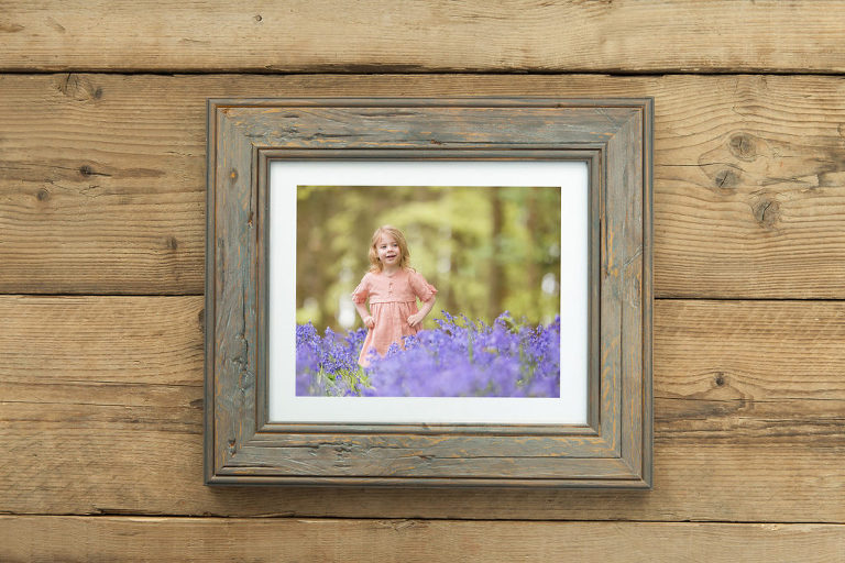 Real Wood Frame from Amanda Powell Photography